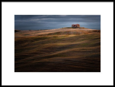 Art print titled Autumnal Tune by the artist Marek Boguszak