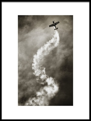 Art print titled Aviation DNA by the artist Riekus Reinders