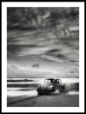 Buy this art print titled Back to the Future  by the artist Yvette Depaepe
