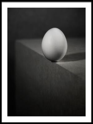 Art print titled Balance by the artist Louis-Philippe Provost