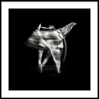 Buy this art print titled Ballerina by the artist Panos Vassilopoulos