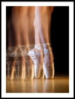 Buy this art print titled Ballet by the artist Howard Ashton-Jones