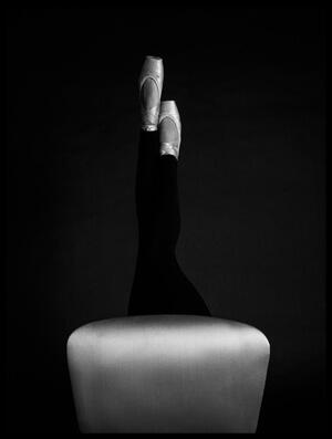 Buy this art print titled Ballet by the artist Bettina Tautzenberger