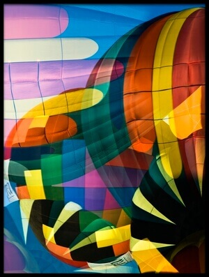 Buy this art print titled Balloons by the artist Jerry Berry