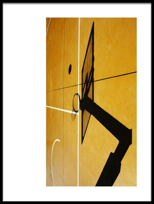 Buy this art print titled Basket and Ball by the artist paolo luxardo