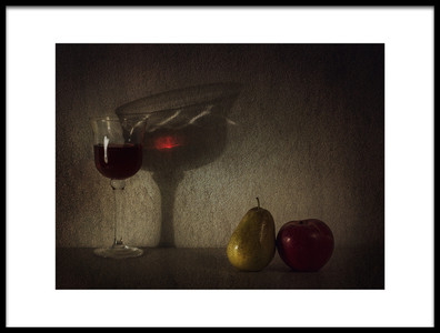 Buy this art print titled Beaujolais by the artist Lenka