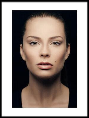 Art print titled Beauty by the artist Ivan Tonov