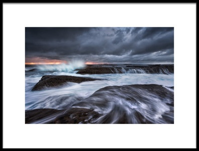 Buy this art print titled Before the Storm by the artist Joshua Zhang