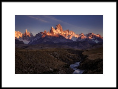 Art print titled Behind the Sun by the artist Adhemar Duro