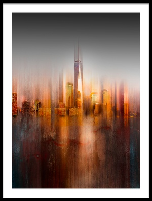 Buy this art print titled Behind the Window by the artist Carmine Chiriacò