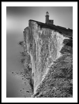 Art print titled Belle Tout Lighthouse by the artist Tomas Klim