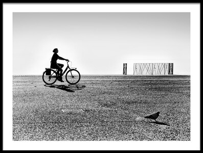 Buy this art print titled Bicycle Stories by the artist George Digalakis