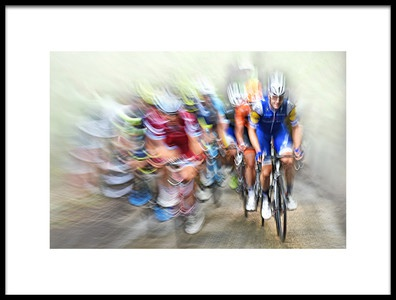 Art print titled Binck Bank Tour by the artist Lou Urlings
