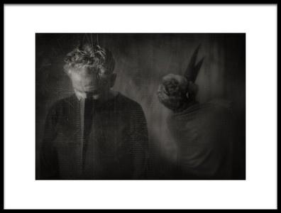 Art print titled Birdman by the artist Vito Guarino
