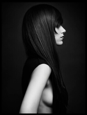 Buy this art print titled Black & White by the artist Oren Hayman