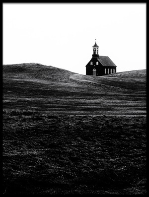 Buy this art print titled Black Chapel by the artist Julien Oncete