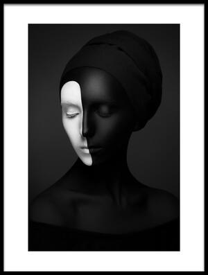 Art print titled Black Renaissance by the artist Alex Malikov