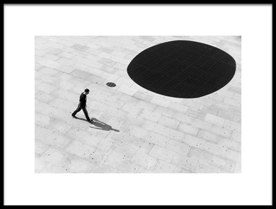 Buy this art print titled Black Thoughts by the artist Nuno Rocha