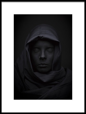 Buy this art print titled Blackface by the artist Look J. Boden