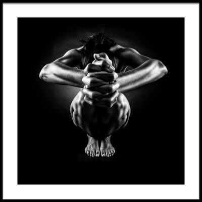 Art print titled Bodies by the artist Jackson Carvalho