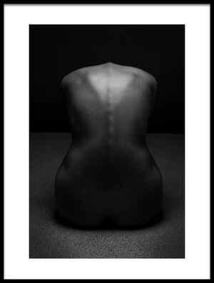 Art print titled Bodyscape by the artist Anton Belovodchenko
