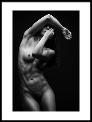 Buy this art print titled Bodyscape by the artist Anton Belovodchenko