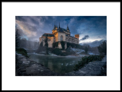 Buy this art print titled Bojnice Castle by the artist Karol Važan