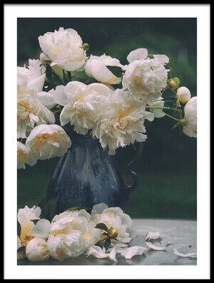 Buy this art print titled Bouquet by the artist Rob Li