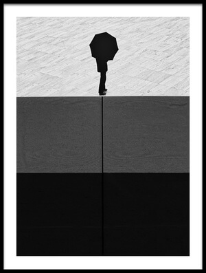 Art print titled Brighter Days by the artist Paulo Abrantes