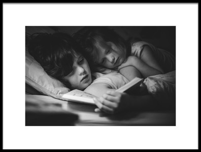 Buy this art print titled Brotherly Love by the artist joe Conroy