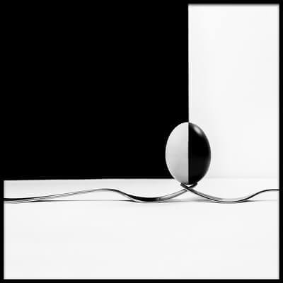 Art print titled Bw by the artist Jozef Kiss