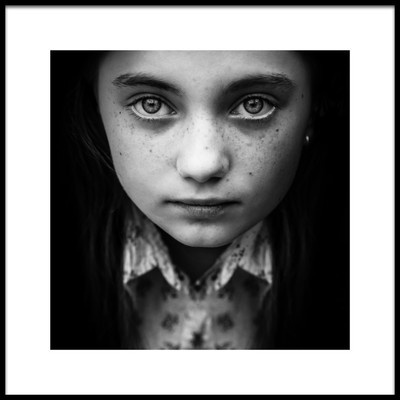 Art print titled BW Mood by the artist Evelina Petkova