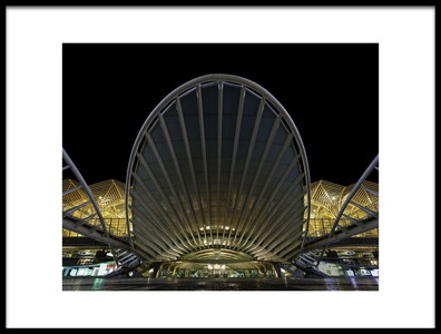 Buy this art print titled Calatravanism In Lisboa by the artist Jorge Feteira