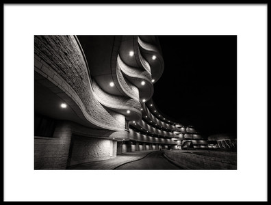 Art print titled Canadian Museum of History by the artist Richard Huang