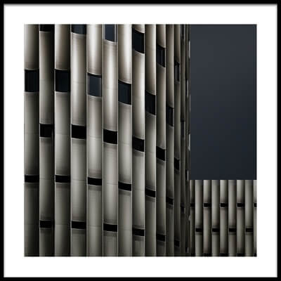Buy this art print titled Car Park by the artist Jeroen van de Wiel