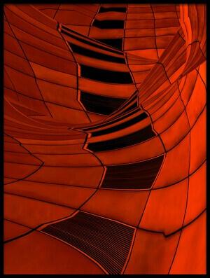 Art print titled Carenza by the artist Gilbert Claes