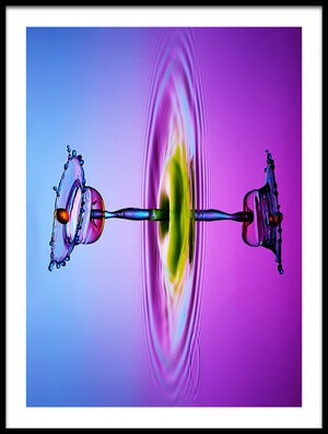 Art print titled Chalice Colors Full by the artist muhammad berkati
