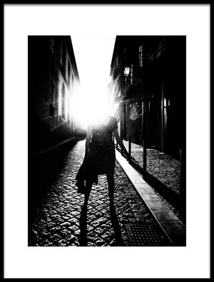 Buy this art print titled Chiado by the artist Damon Jah