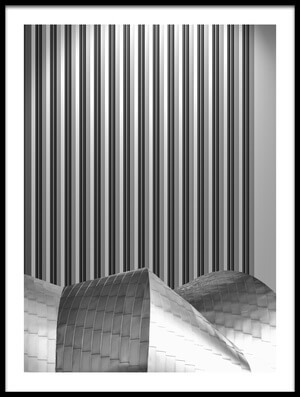 Buy this art print titled Chicago Abstract by the artist Rolf Mauer