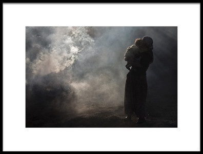 Art print titled Child by the artist orhankose