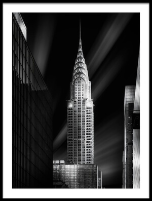 Buy this art print titled Chrysler Building by the artist Jorge Ruiz Dueso
