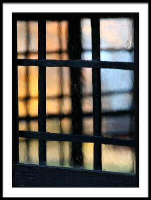 Buy this art print titled Church Window by the artist Bror Johansson