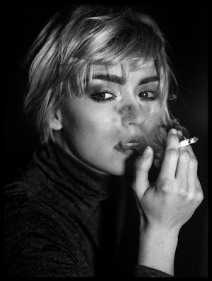 Buy this art print titled Cigarette Break  by the artist Peter Müller Photography