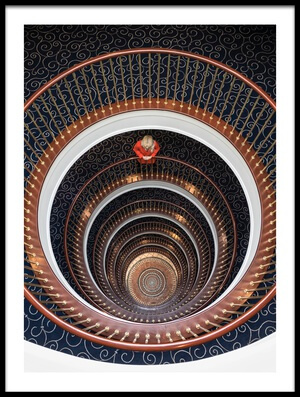 Buy this art print titled Circles by the artist Paul Killeen