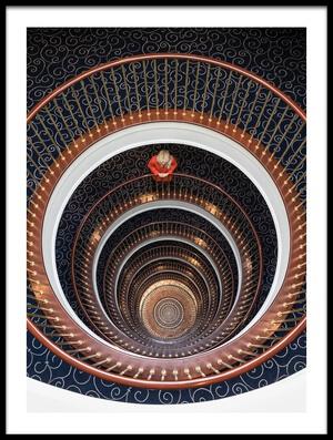 Art print titled Circles by the artist Paul Killeen