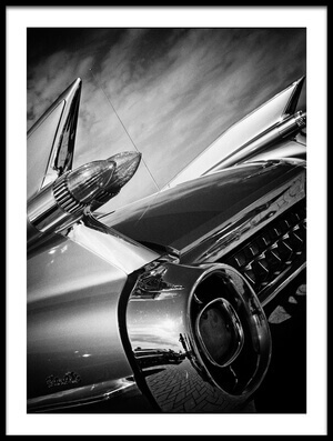 Buy this art print titled Classic Car by the artist Bert Hanekamp
