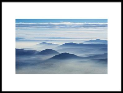 Art print titled Clean Air by the artist Ivo Vuk