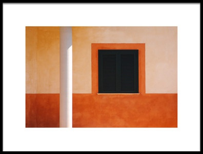 Art print titled Closed by the artist Rolf Endermann