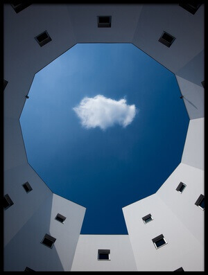 Art print titled Cloud by the artist sobul