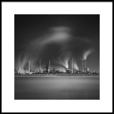 Art print titled Cloud Maker by the artist Marco Maljaars